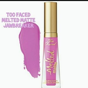"💜Too Faced ""Jawbreaker"" Melted Matte Lipstick!"